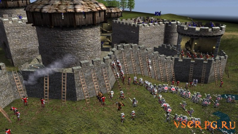 Stronghold 2 screen 2