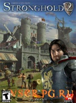 Постер игры Stronghold 2