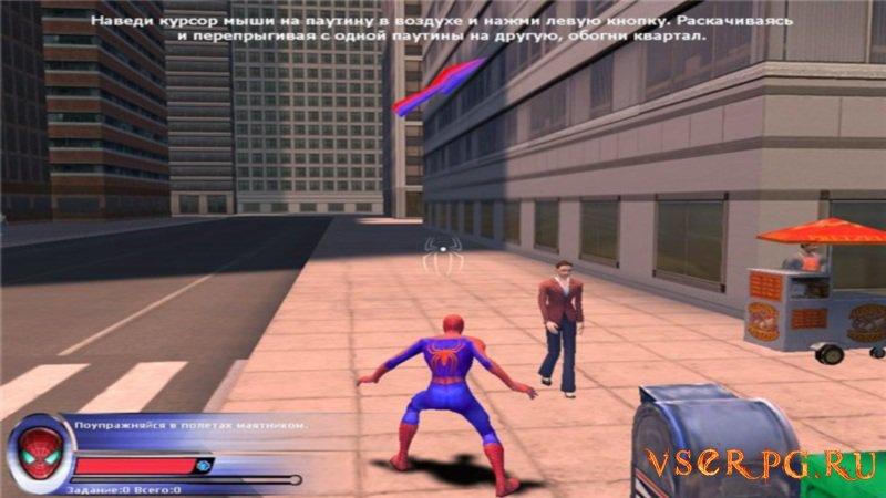 Человек-паук 2 screen 2