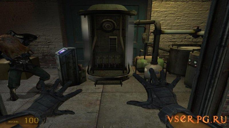 Half-Life 2 screen 2