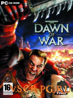 Постер игры Warhammer 40000: Dawn of War