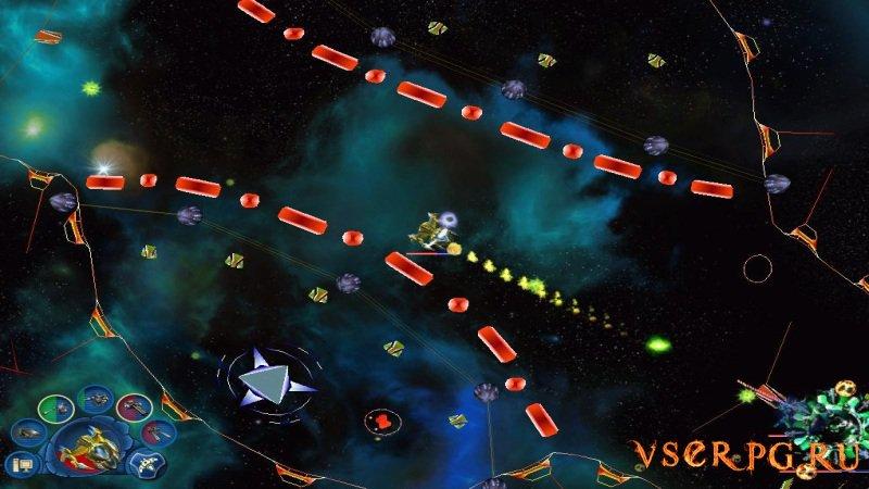 Космические Рейнджеры 2: Доминаторы screen 1
