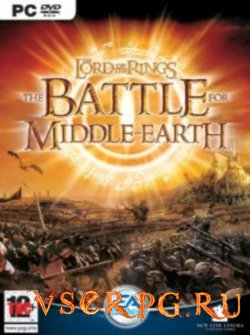 Постер игры LOTR: Battle for Middle Earth