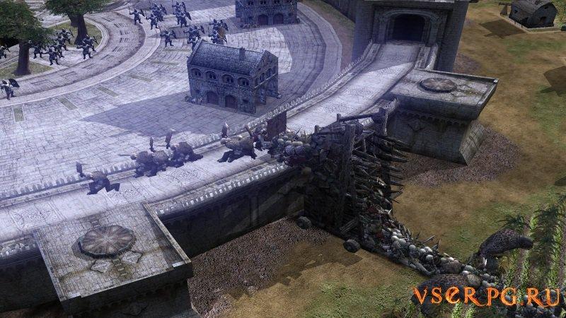 Властелин колец: Битва за Средиземье screen 1