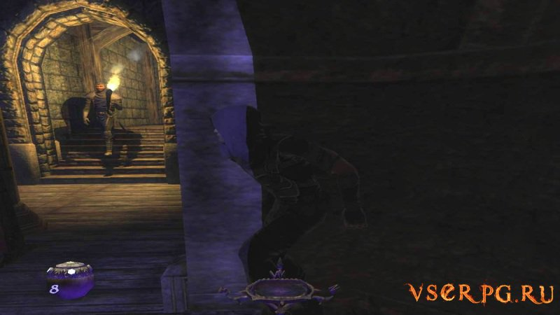 Thief 3: Deadly Shadows screen 1