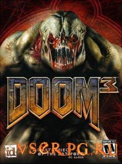 Постер игры Doom 3