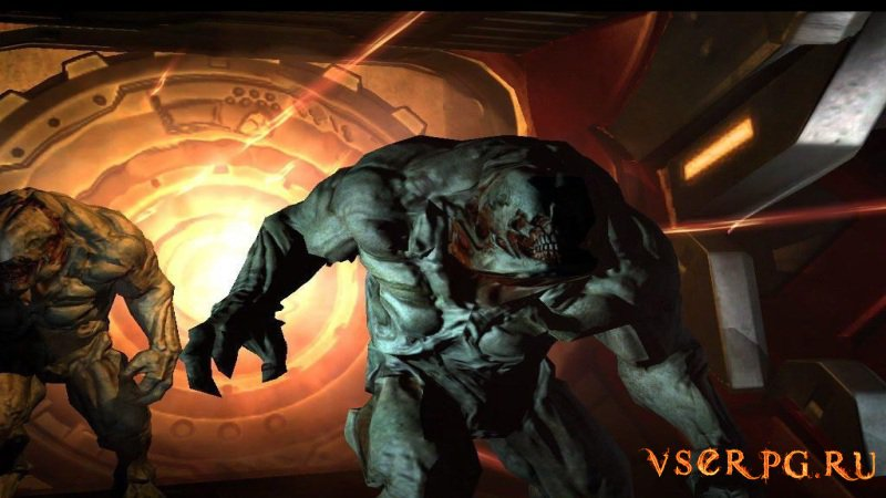 Doom 3 screen 1