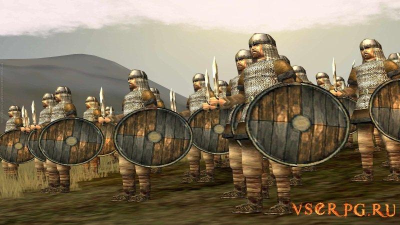 Rome Total War screen 1