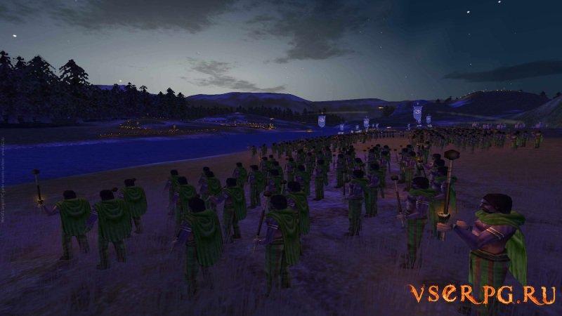 Rome Total War screen 3