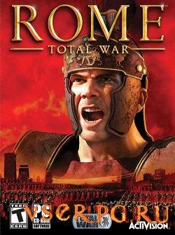 Постер игры Rome Total War