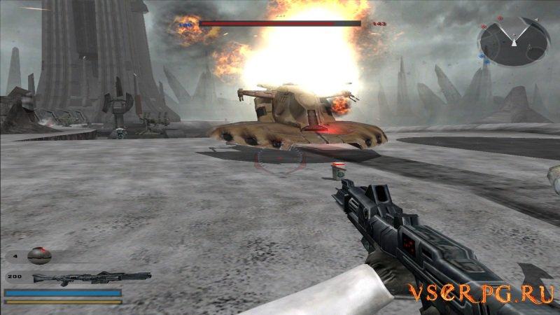 Star Wars Battlefront 2 screen 3