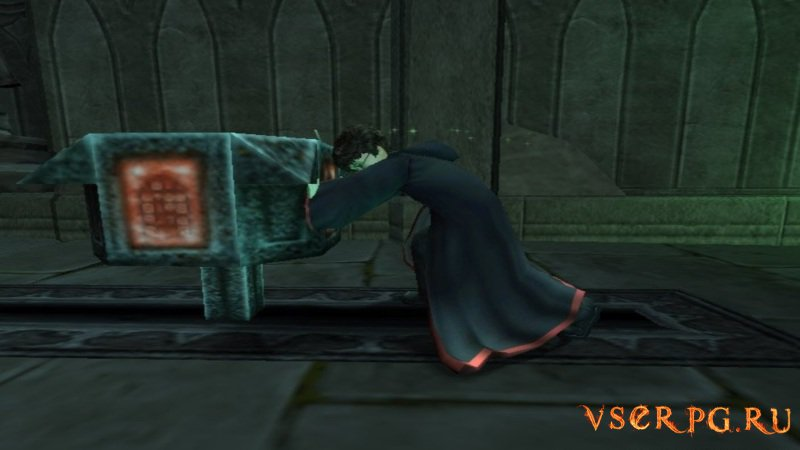 Гарри Поттер и узник Азкабана screen 2