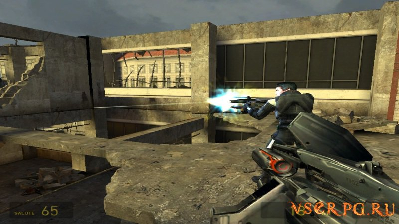 Half-Life 2 Deathmatch screen 1