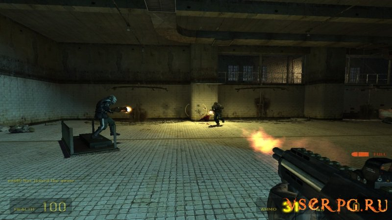 Half-Life 2 Deathmatch screen 2