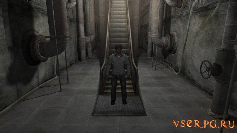 Silent Hill 4 screen 2