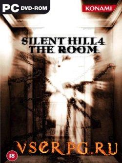 Постер игры Silent Hill 4