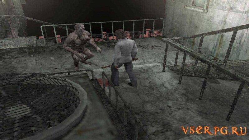 Silent Hill 4 screen 1