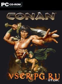 Постер игры Conan (Конан)