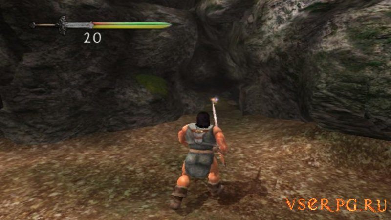 Conan (Конан) screen 1