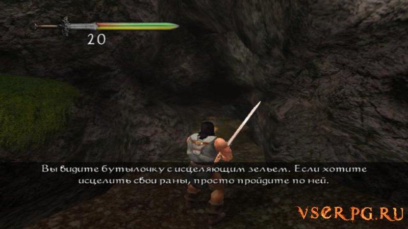 Conan (Конан) screen 2