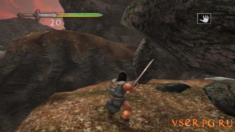 Conan (Конан) screen 3
