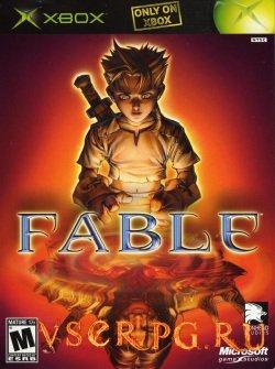 Постер игры Fable