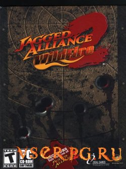 Постер игры Jagged Alliance 2: Wildfire
