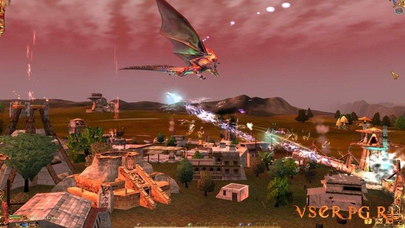 I of the Dragon (Глаз Дракона) screen 1
