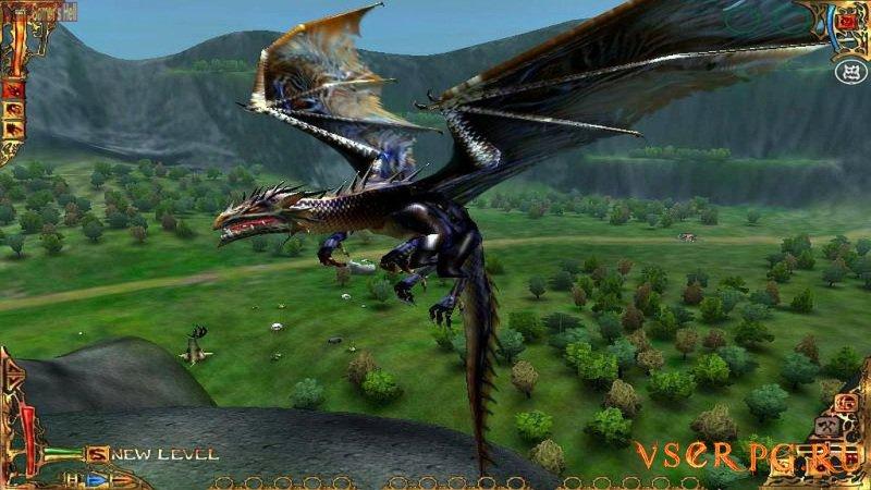 I of the Dragon (Глаз Дракона) screen 3