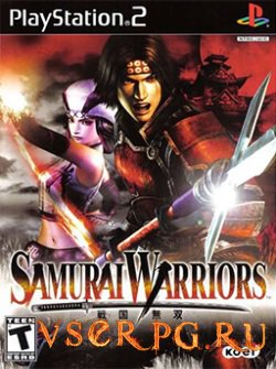 Постер игры Samurai Warriors