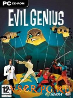 Постер игры Evil Genius