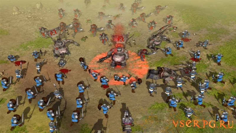 Armies of Exigo screen 1