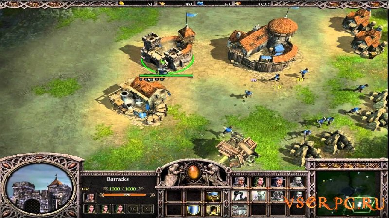 Armies of Exigo screen 2