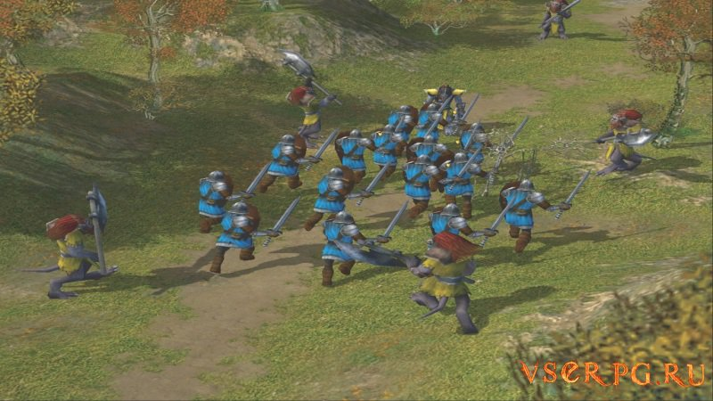 Armies of Exigo screen 3