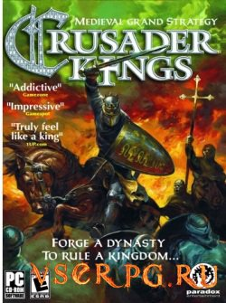Постер игры Crusader Kings