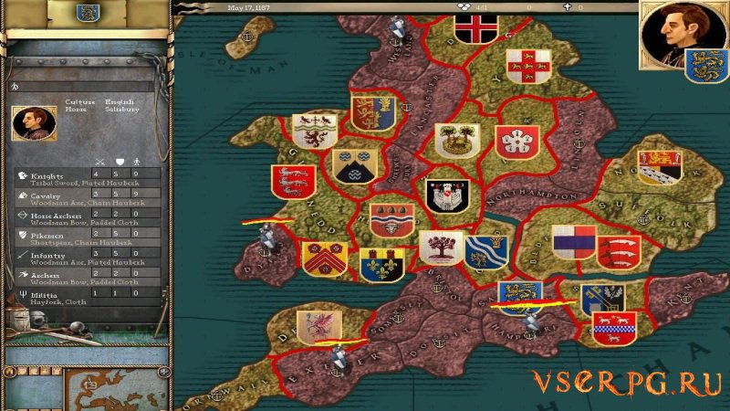 Crusader Kings screen 3