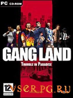 Постер игры Gangland