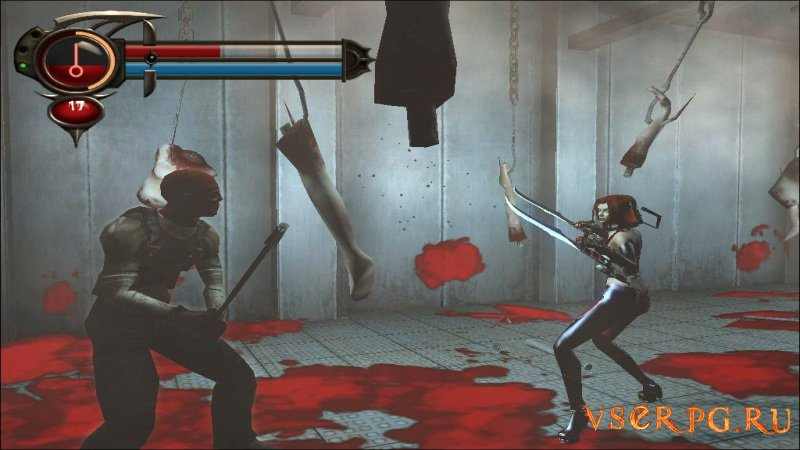 BloodRayne 2 screen 1