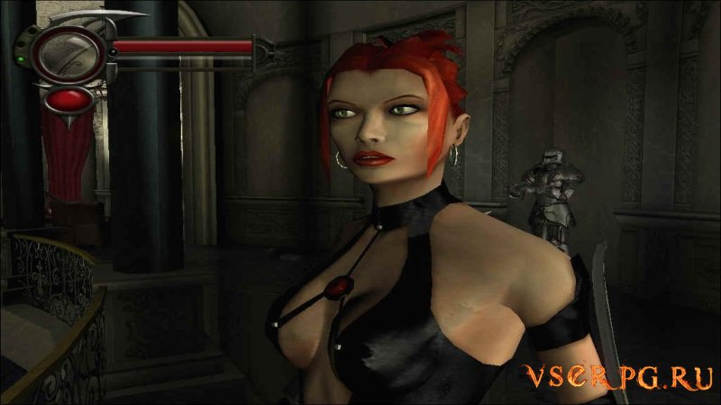 BloodRayne 2 screen 3