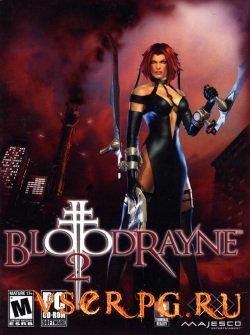 Постер игры BloodRayne 2
