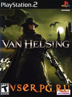 Постер игры Van Helsing