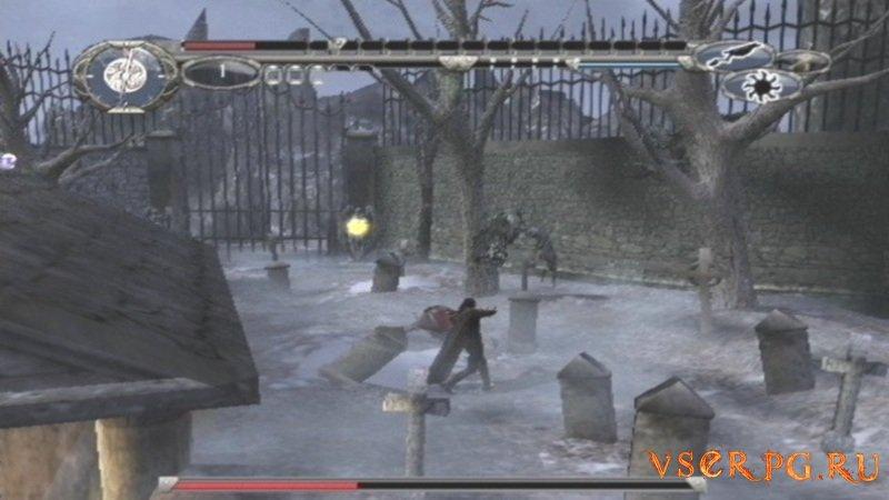 Van Helsing screen 3