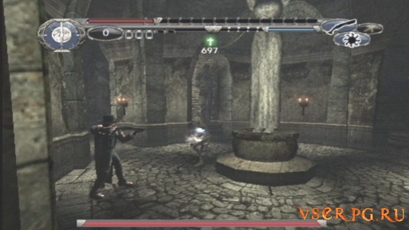 Van Helsing screen 2