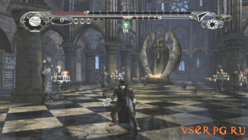 Van Helsing screen 1