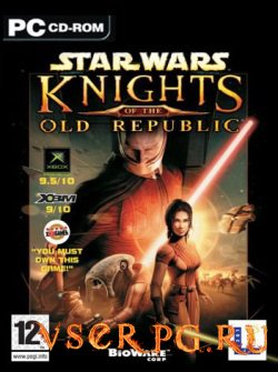 Постер игры Star Wars: Knights of the Old Republic