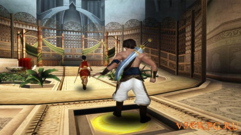 Принц Персии: Пески времени screen 1