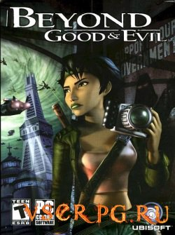 Постер игры Beyond Good & Evil