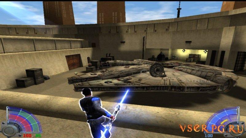 Star Wars Jedi Knight: Jedi Academy screen 2