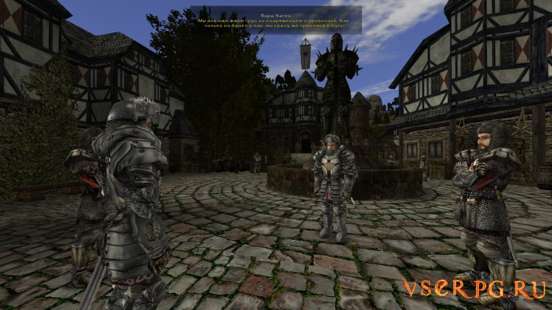 Gothic 2 screen 1