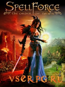 Постер игры SpellForce: The Order of Dawn